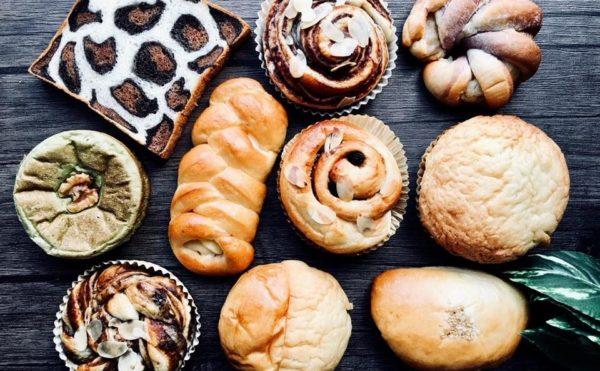 パン4種のレシピを大公開。作り方のデモンストレーションを予定しています。