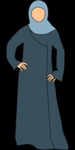 アラビア語によるジルバーブは「長衣」です。